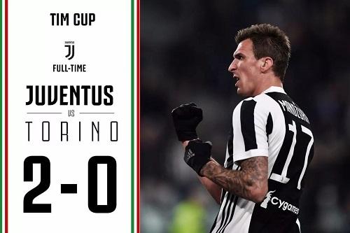 Juventus wygrywa Turyn w czołowej czwórce Pucharu Włoch