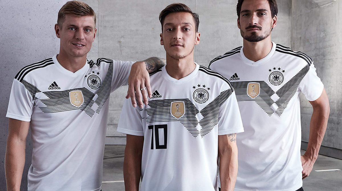 30b4b4e3d Koszulki Niemcy MŚ 2018 – Tanie koszulki piłkarskie z nadrukiem ...