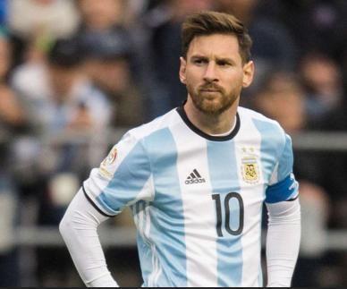 Reprezentanci Argentyny 2018 World Cup zidentyfikowali