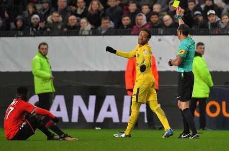Strój piłkarski dla dzieci Neymar