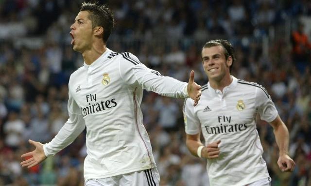 Strój piłkarski dla dzieci Ronaldo
